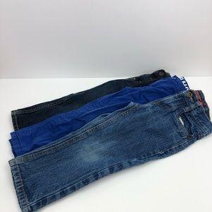 OshKosh B'gosh, Crazy8 Pants, Blue Jeans Boys 3T